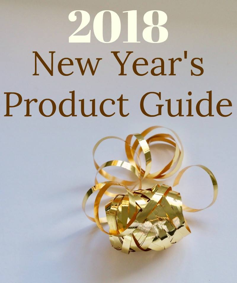 2018 New Year Product Guide