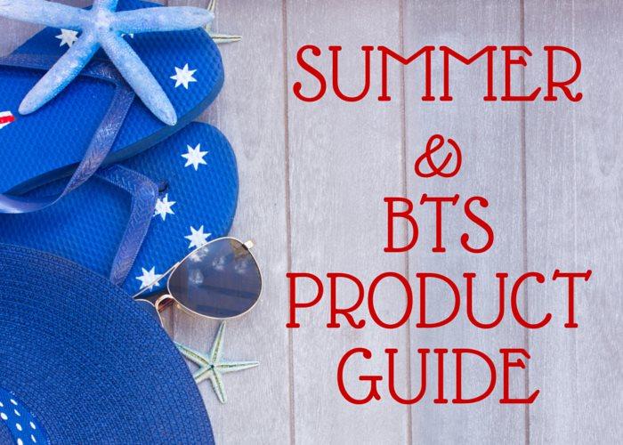 summer & bts guide