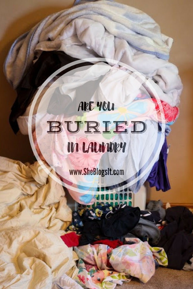 BURIED IN Laundry