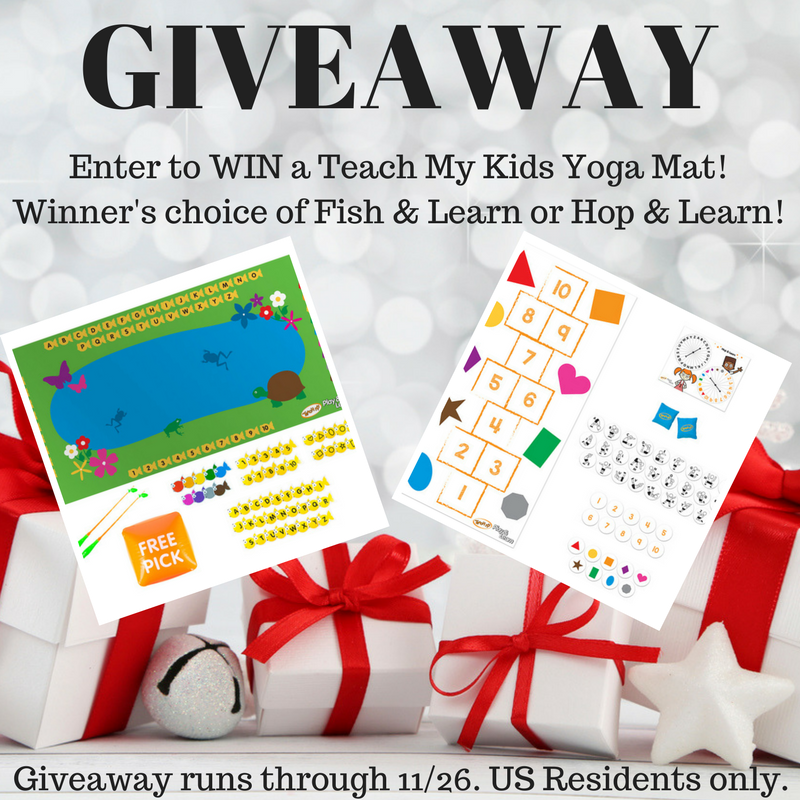 GIVEAWAY teach my